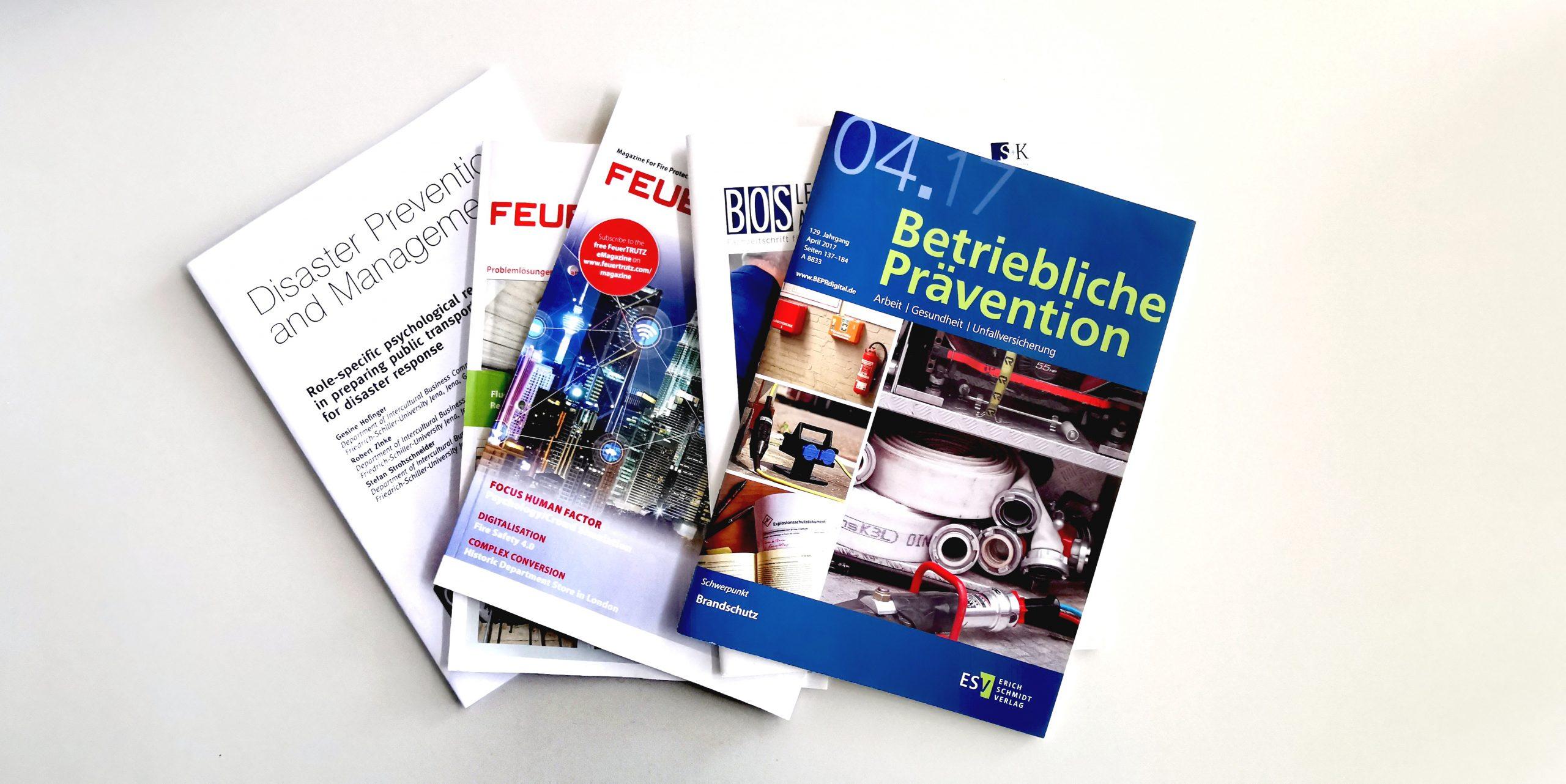 Buchbeiträge/ Journalartikel