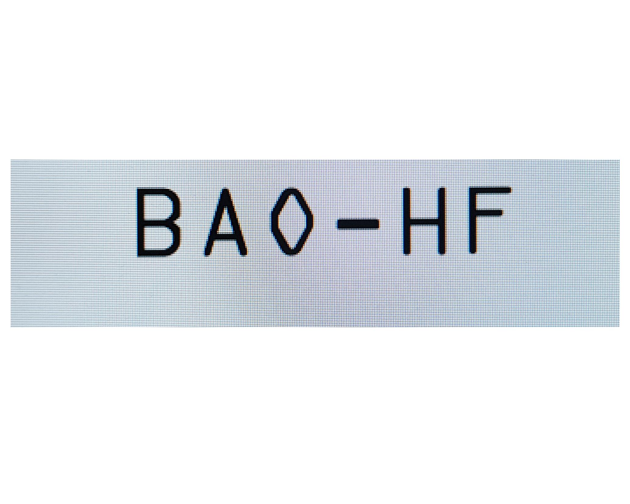 BAO-HF