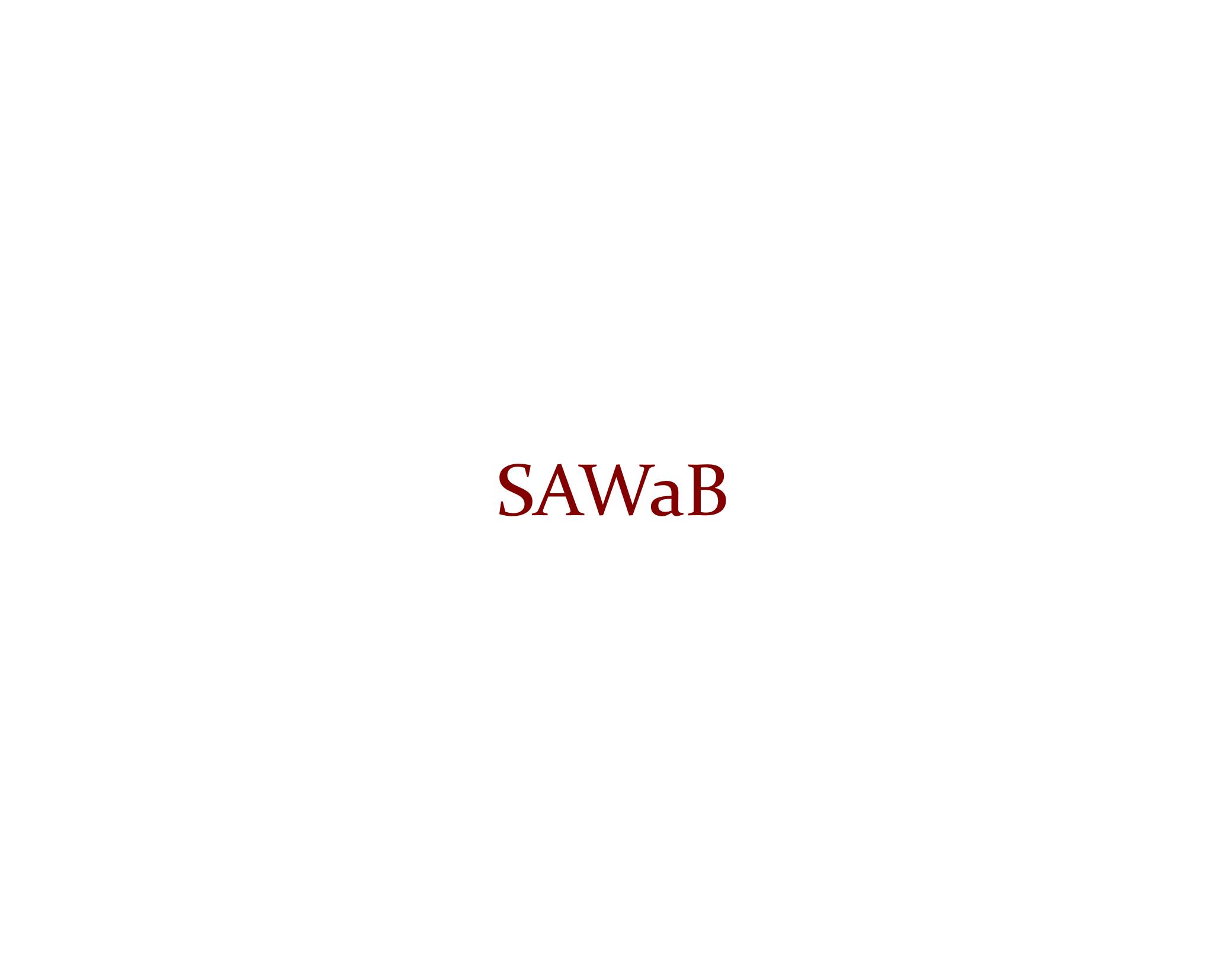 SaWaB